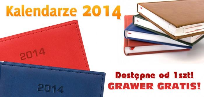Kalendarze na 2014 rok już dostępne!