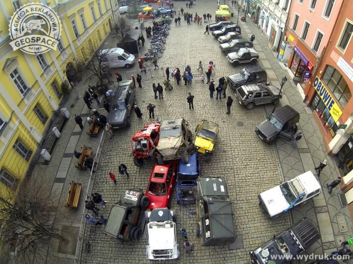 WOŚP 2014 na Rynku w Świdnicy.